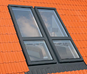 Flashings for balcony window ESV/G, EZV-A/G, EHN-A/G, EHN-AT/G Thermo