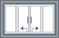 Schemes for opening HST doors