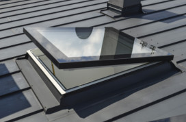 Flat Roof Thermo Deck Mounted Skylight D_F