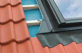 For high-profiled roofing materials