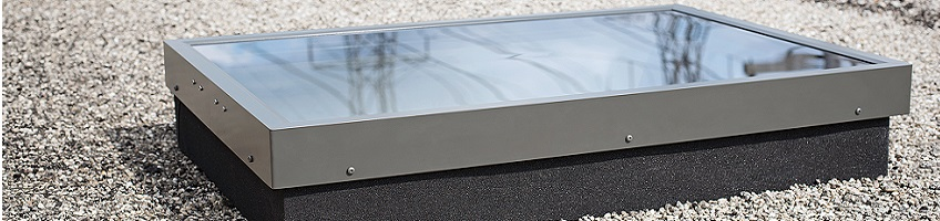 Standard Curb Mounted Skylight FXR - FAKRO