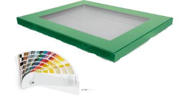 Universal Curb Mounted Skylight FXC - FAKRO