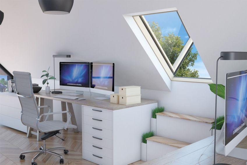 Solar venting skylight FVS - FAKRO